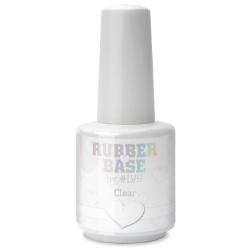 Rubber Top Gel by Loveness 15 ml.