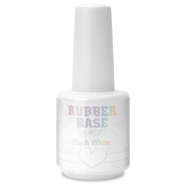 Rubber Base | Flash White