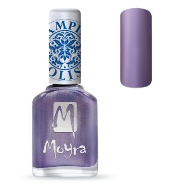 Moyra Stamping Nail Polish 11 Metal Purple
