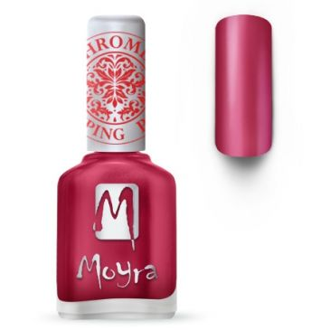 Moyra Stamping Nail Polish 29 Chrome Rose