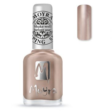 Moyra Stamping Nail Polish 34 Rose Gold