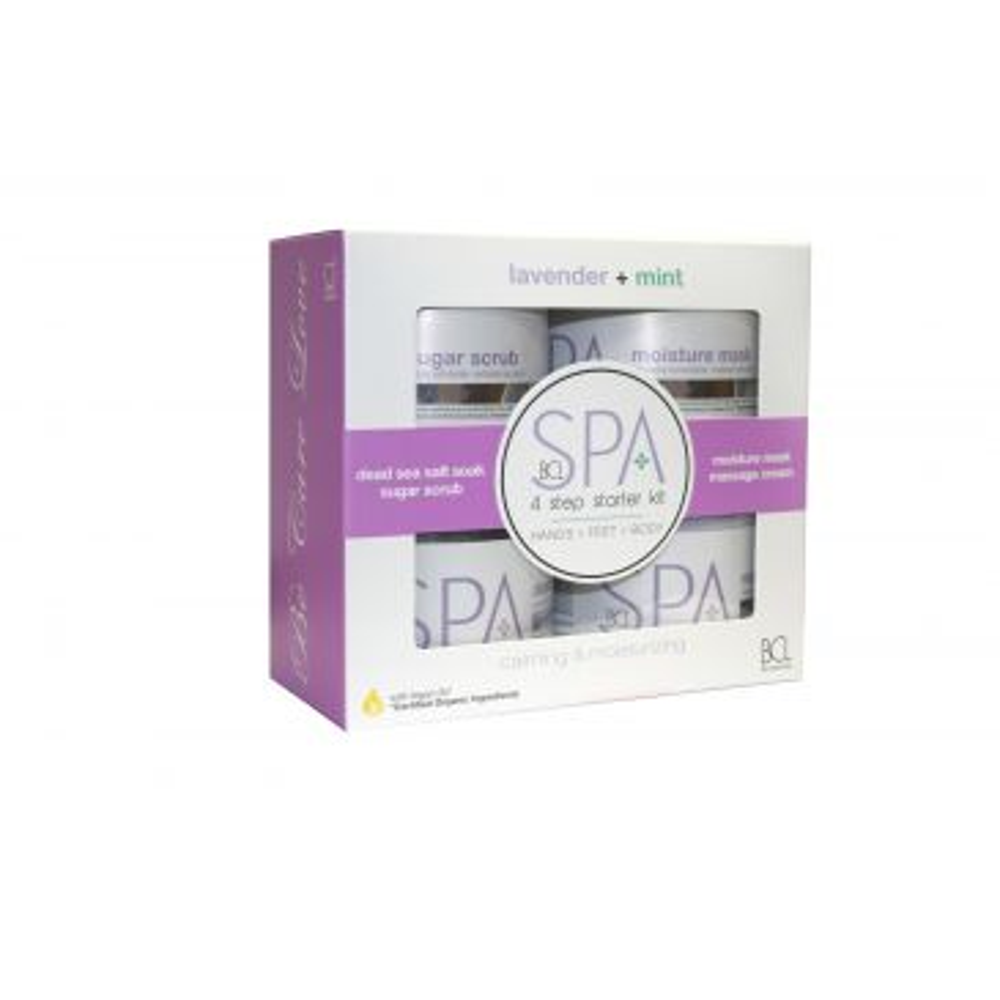 Spa Lavender + Mint Starter Kit