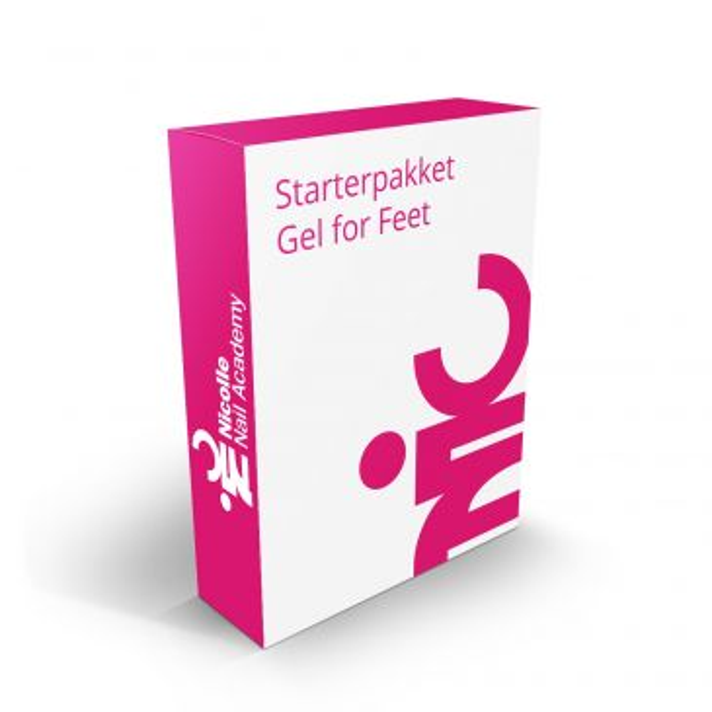 Starterspakket Gel for Feet