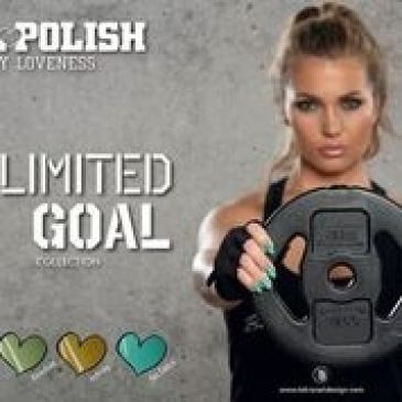 Gelpolish Collection 'Unlimited Goal'