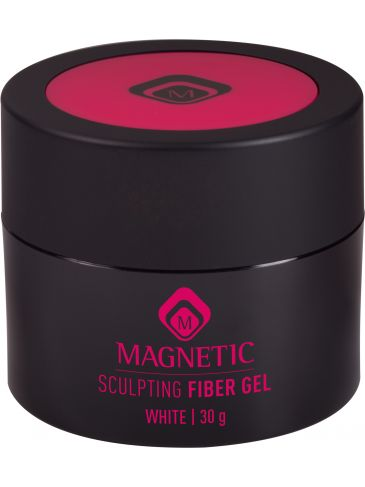 Sculpting Fiber Gel White 30 gr.
