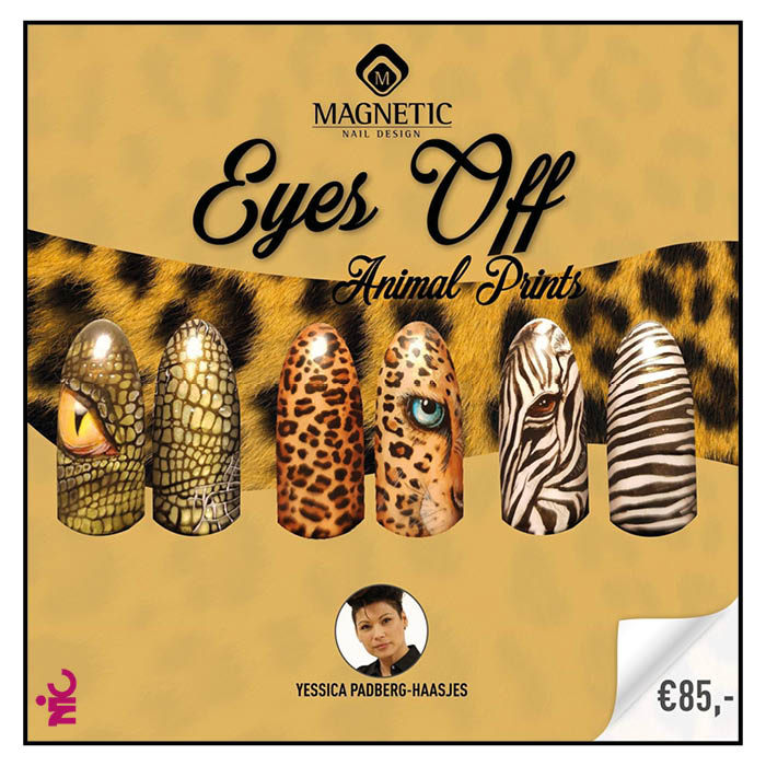 Cursus 'Eyes Off' Animal Prints