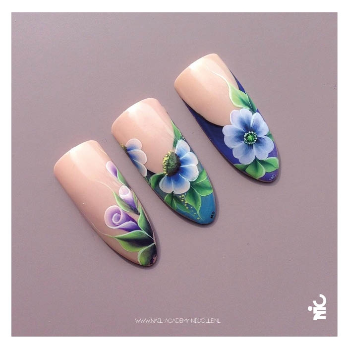 Cursus One Stroke Nailart