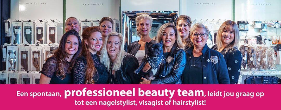 Nail Academy Nicolle leidt jou op tot een professionele nagelstylist, visagist of hairstylist